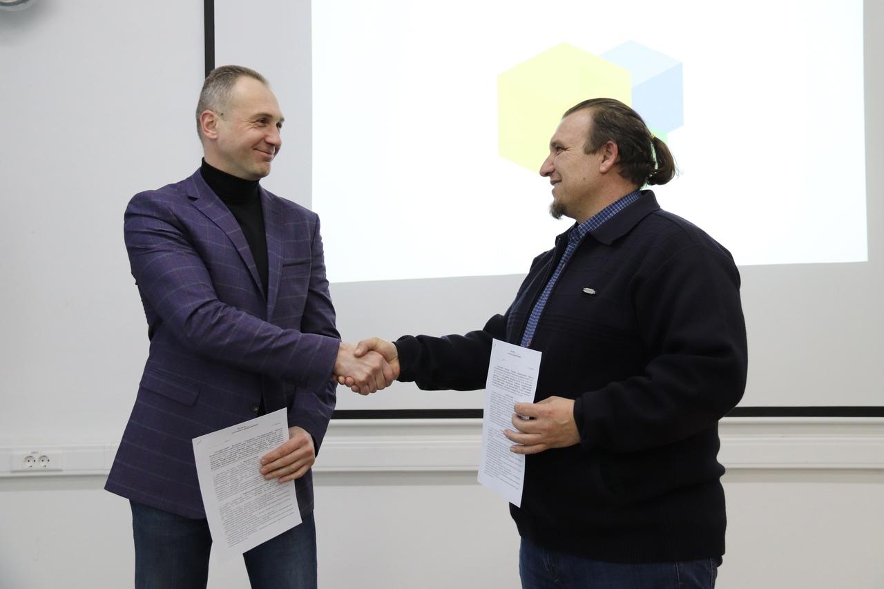 ЦРОД Юрий Малиновский Владимир Родионов